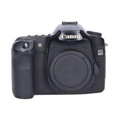 Tweedehands Canon EOS 40D Body Sn.:CM4655