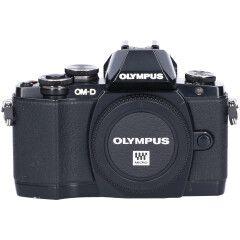 Tweedehands Olympus E-M10 body zwart Sn.:CM6744