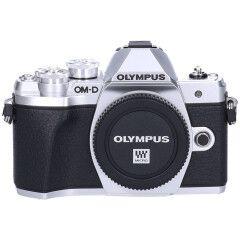 Tweedehands Olympus OM-D E-M10 Mark III Body Zilver Sn.:CM4526