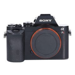 Tweedehands Sony A7r Body Sn.:CM4796