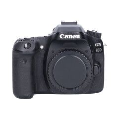 Tweedehands Canon EOS 80D Body Sn.:CM4803
