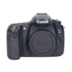 Tweedehands Canon Eos 60D body Sn.:CM4844