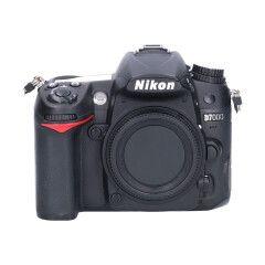 Tweedehands Nikon D7000 Body Sn.:CM4847