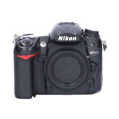 Tweedehands Nikon D7000 Body Sn.:CM4850