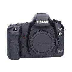Tweedehands Canon EOS 5D mark II body Sn.:CM4987
