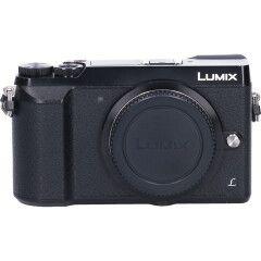 Tweedehands Panasonic DMC-GX80 Body Zwart Sn.:CM5091