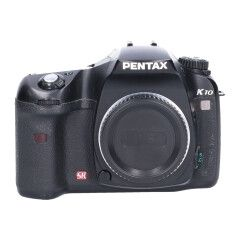 Tweedehands Pentax K-10D - Body Sn.:CM5097