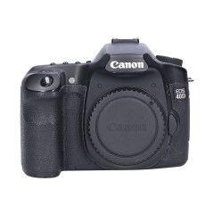 Tweedehands Canon EOS 40D Body Sn.:CM5161