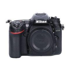 Tweedehands Nikon D7200 Body Sn.:CM5164
