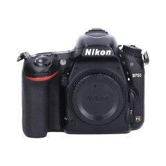 Tweedehands Nikon D750 Body Sn.:CM5165