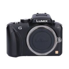 Tweedehands Panasonic Lumix DMC-G3 Body Sn.:CM5191