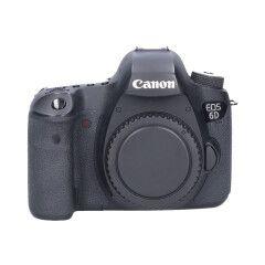 Tweedehands Canon EOS 6D Body Sn.:CM5018