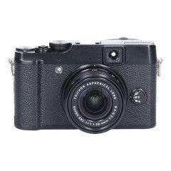 Tweedehands Fujifilm Finepix X10 zwart Sn.:CM5338