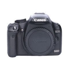 Tweedehands Canon EOS 500D - Body Sn.:CM5349