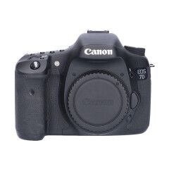 Tweedehands Canon EOS 7D Body Sn.:CM5224