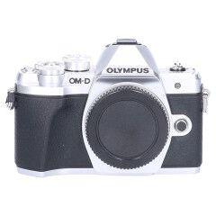 Tweedehands Olympus OM-D E-M10 Mark III Body Zilver Sn.:CM5351