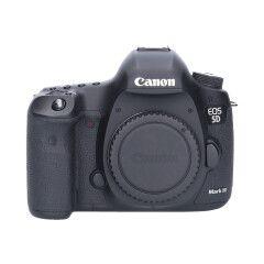 Tweedehands Canon EOS 5D Mark III Body Sn.:CM5369