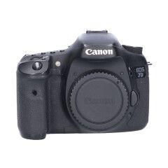 Tweedehands Canon EOS 7D Body Sn.:CM5031