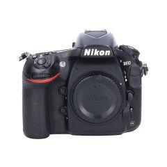 Tweedehands Nikon D810 Body Sn.:CM5050