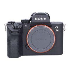 Tweedehands Sony A7 III Body Sn.:CM5080