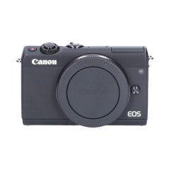 Tweedehands Canon EOS M100 Body Zwart Sn.:CM5464