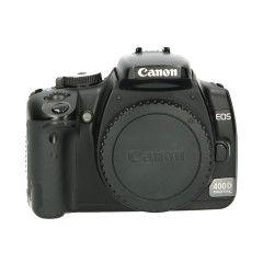 Tweedehands Canon EOS 400D Body Sn.:CM0117