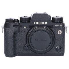 Tweedehands Fujifilm X-T2 Body Zwart Sn.:CM5711