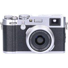 Tweedehands Fujifilm FinePix X100F Zilver Sn.:CM5712