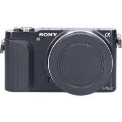 Tweedehands Sony NEX-3N - Body Sn.:CM6338