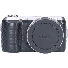 Tweedehands Sony Nex-C3 - Body Sn.:CM6340