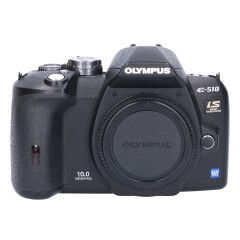 Tweedehands Olympus E-510 - Body Sn.:CM6399