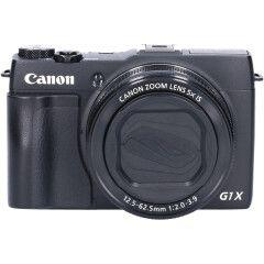 Tweedehands Canon PowerShot G1X Mark II Sn.:CM6704