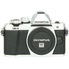 Tweedehands Olympus OM-D E-M10 Mark II Body Zilver Sn.:CM0269