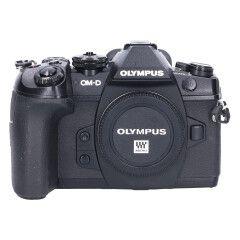 Tweedehands Olympus E-M1 Mark II Body Zwart CM7796