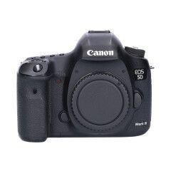 Tweedehands Canon EOS 5D Mark III Body CM9070