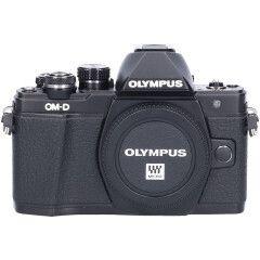 Tweedehands Olympus OM-D E-M10 Mark II Body Zwart CM8198