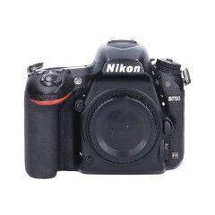 Tweedehands Nikon D750 Body CM8527