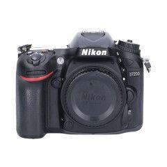 Tweedehands Nikon D7200 Body CM8557
