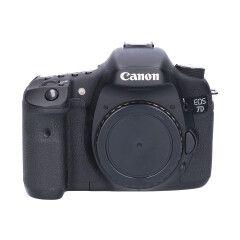 Tweedehands Canon EOS 7D Body CM8998