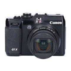 Tweedehands Canon powershot G1 X Sn.:CM0802