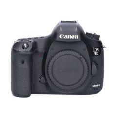 Tweedehands Canon EOS 5D Mark III Body Sn.:CM0833
