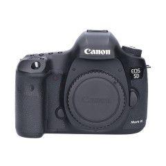 Tweedehands Canon EOS 5D Mark III Body Sn.:CM0852