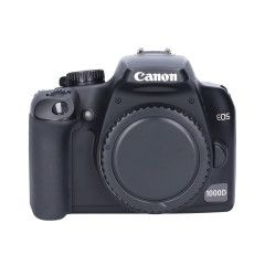 Tweedehands Canon EOS 1000d Body Sn.:CM1133