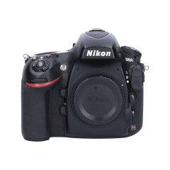 Tweedehands Nikon D800 Body Sn.:CM5184
