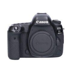 Tweedehands Canon EOS 5D Mark IV Body Sn.:CM6847