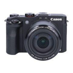 Demo Canon PowerShot G3 X Sn:CM1732