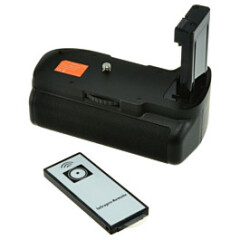 Jupio Battery Grip N005 voor Nikon D5100/D5200/D5500/D5600