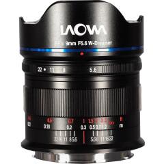 Laowa Venus 9mm f/5.6 FF RL Lens - Leica L