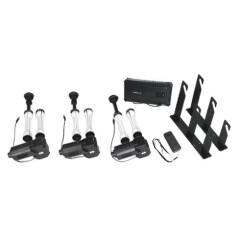 Nanlite Backdrop Elevator Support Kit (Three-axle)