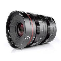 Meike MK 25mm T2.2 Fuji X Meike MK 25mm